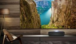 "Hisense 120"" L10 Series 4K Ultra HD Smart Dual Color Laser T"