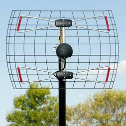 2 Element Bowtie Indoor/Outdoor HDTV Antenna - 45 Mile Range