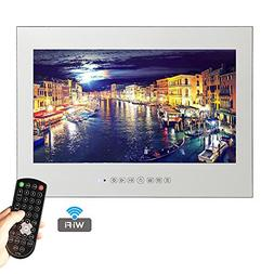 21.5 HD 1080P Android Smart TV Waterproof with LAN and Wi-Fi