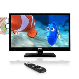 "Pyle 21.5"" 1080p LED TV, Multimedia Disc Player, Ultra HD TV"