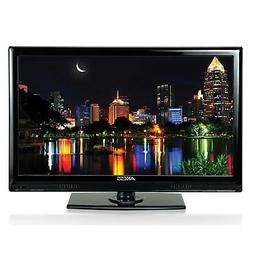 "Axess 24"" 1080p High-Definition LED TV, VGA MONITOR, HDMI, U"