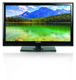 """AXESS 24"""" 1080p LED TV TELEVISION 12V COMPATIBLE AC/DC 12"""