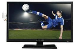 24 in. 1080p D-LED HD TV and DVD Combination
