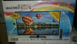 "Axess 32"" Digital LED HD TV with DVD Player - Model: TVD1801"