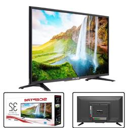 "32"" Inch LED HD TV Flat Screen HDTV Wall Mountable USB HDMI"
