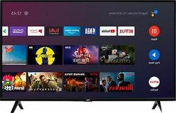 """TCL - 40"""" Class 3-Series Full HD Smart Android TV"""