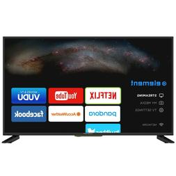 "Element 43"" Smart 1080p 60Hz LED HDTV - Black  - Brand New."