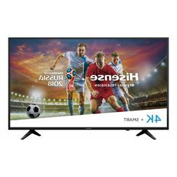 "Hisense 55H6E 55"" 4K UHD Smart TV With Wi-Fi"
