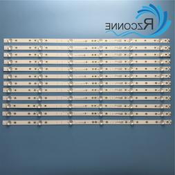 611mm LED Backlight strip 6 lamp For <font><b>Hisense</b></f