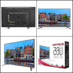 "Sceptre 65"" Class 4K Ultra HD LED TV Slim Flat Screen 60hz U"