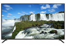 65 Inch Class 4K LED TV Ultra HDTV Sceptre Television with R