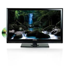 AXESS TVD1801-22 22-Inch 1080p LED HDTV, Features 12V Car Co