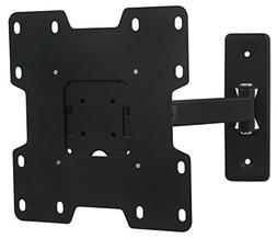 Mount-It! Articulating TV Wall Mount and Computer Monitor Mo