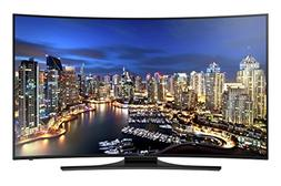 Samsung UN55HU7250 Curved 55-Inch 4K Ultra HD 120Hz Smart LE