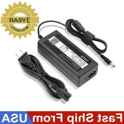 AC Adapter Charger for Insignia 28 inch LED 720p HDTV DVD Co