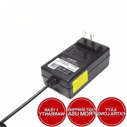 """AC Adapter for Digital Prism ATSC-710 LCD 7"""" HD TV Charger P"""