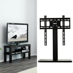 Adjustable Table Top TV Stand Flat Mount For Samsung LG TCL
