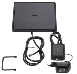 RCA Amplified indoor flat HDTV antenna multi-directional