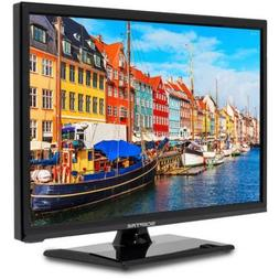 "Sceptre 19"" Class HD, LED TV- Built-in DVD Player - 720p, 60"
