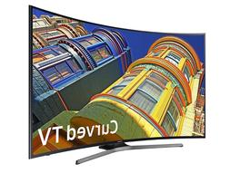 Samsung Curved 4K 55-inch Smart TV with HDR WiFi Netflix Ama