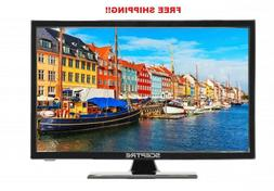 "Sceptre E195BV-SR 19"" Class HD  LED TV - FREE SHIPPING"