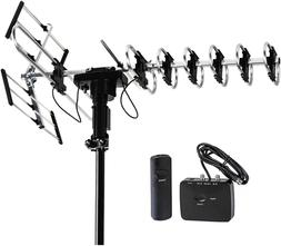 FiveStar Outdoor HD TV Antenna 2019 Newest Model Up to 200 M