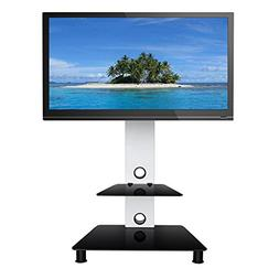 SevenFanS Swivel Floor TV stand with mount, LCD LED Plasma F
