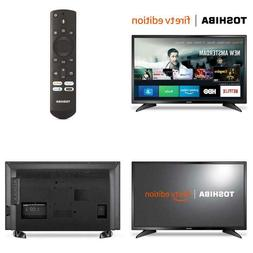 Toshiba HD Smart LED TV, Fire TV Edition Multiple Styles and