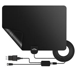 BESTHING Indoor HDTV Antenna, 50 Mile Range with Detachable