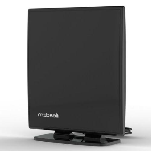 150Mile Amplified HD TV Antenna UHF Stand
