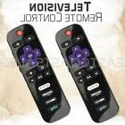 2 For RC280 LED HDTV Remote Control TCL ROKU TV with HBONOW