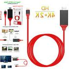 2M USB HDTV Cable Adapter Type C to HDMI TV for Samsung Gala