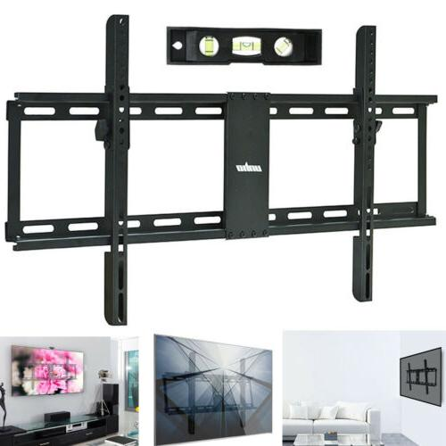 "32-85"" Fixed TV Wall Mount Bracket Holder for Most 6""-24"" wo"