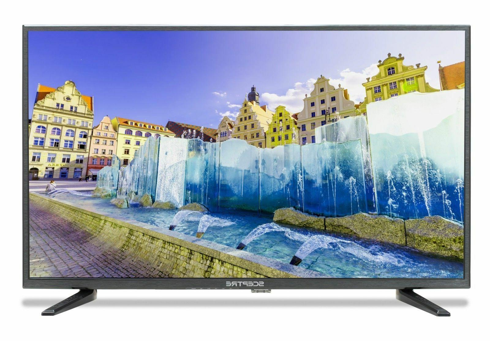 "Sceptre 32"" Class HD  LED TV  New"