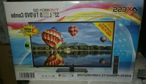 32 digital led hd tv with dvd