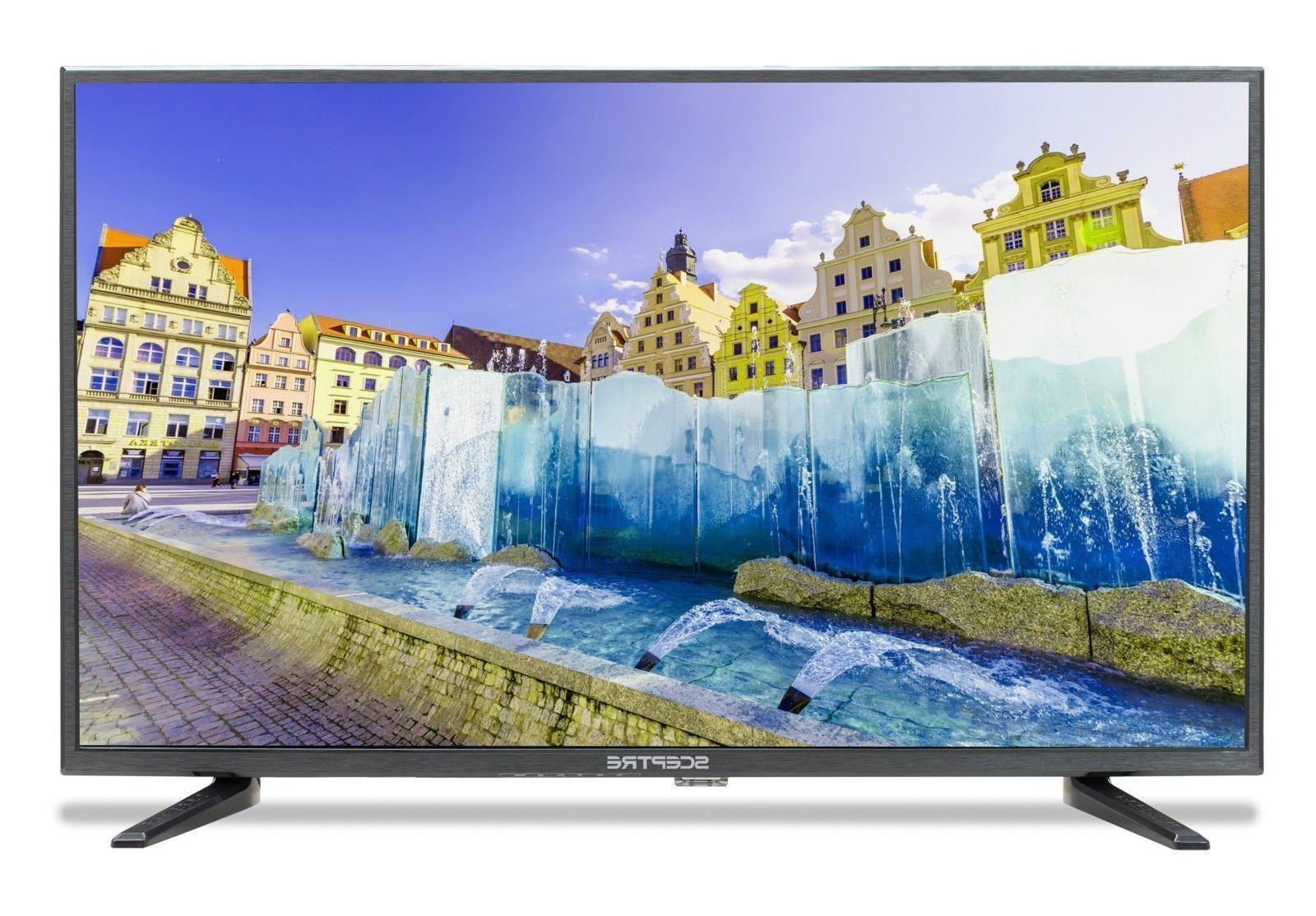"32"" TV Flat Screen Mountable HDTV"