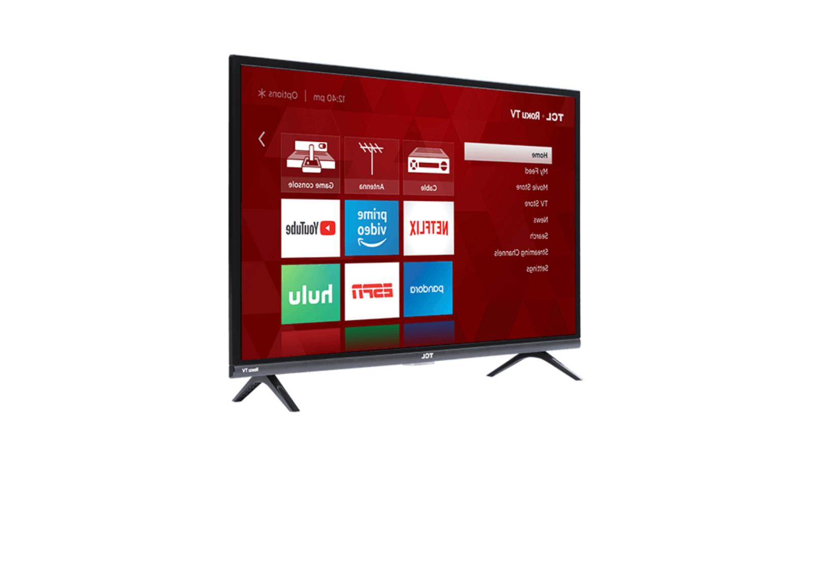 TCL 32S325 720p 60Hz HDTV with 3 HDMI NEW