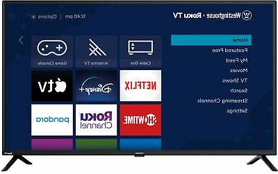 42 class led fhd tv roku smart