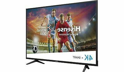Hisense class 4K UHD Smart TV with