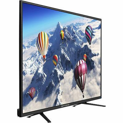 "4K Ultra HD LED TV 55 Inch"" UHD Super HDTV Slim Flat Screen"