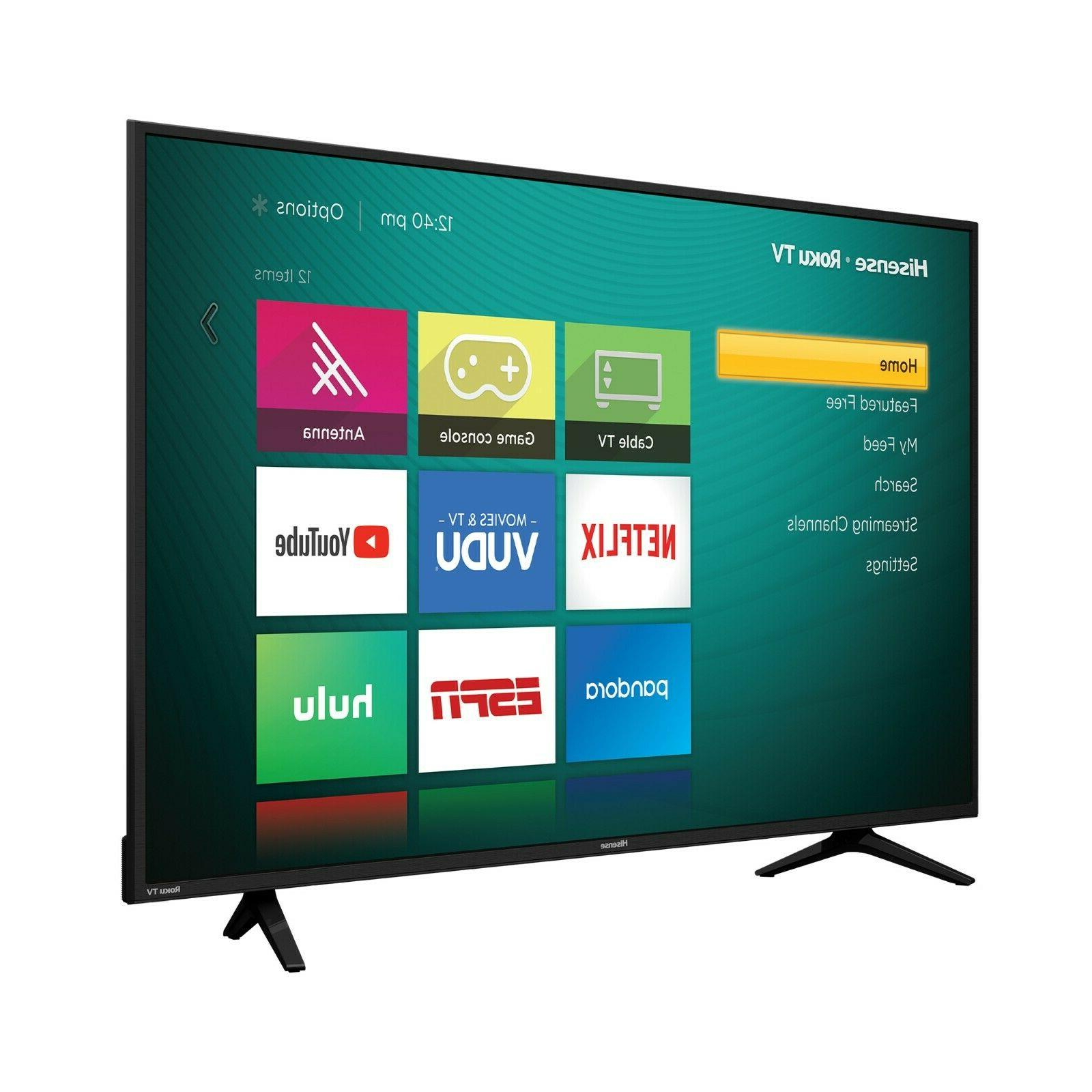 Hisense 65R6E 65 inch 4K Ultra HD Smart TV
