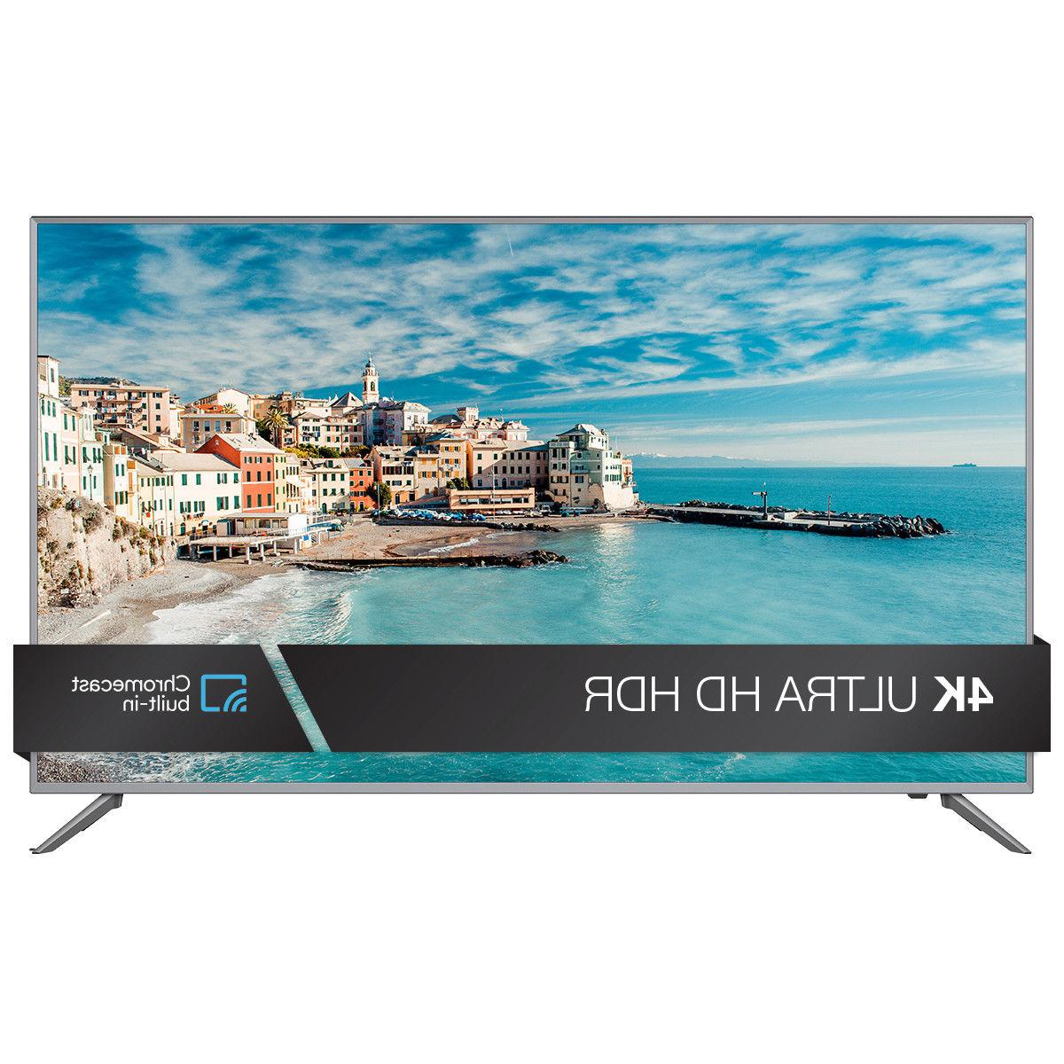"JVC 55"" Class 4K Ultra HD 2160P HDR Smart LED TV with Built-"