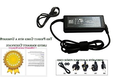 UpBright® AC Adapter LG Screen TV Supply Charger PSU Cord