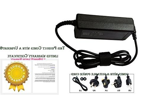 UpBright® AC Adapter For LG Model LCAP37 Flat Screen HD Power Supply Charger PSU Cord