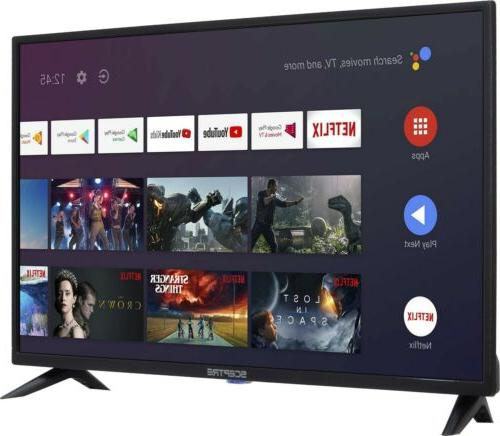 """Sceptre Android HDTV 32"""" Assistant & Computer Monitor -"""
