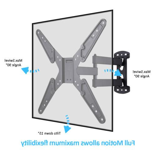 Articulating Motion Wall Mount 180° For