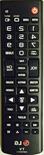 HDTV LG AKB73975711 Remote Control Controller Replacement Fo