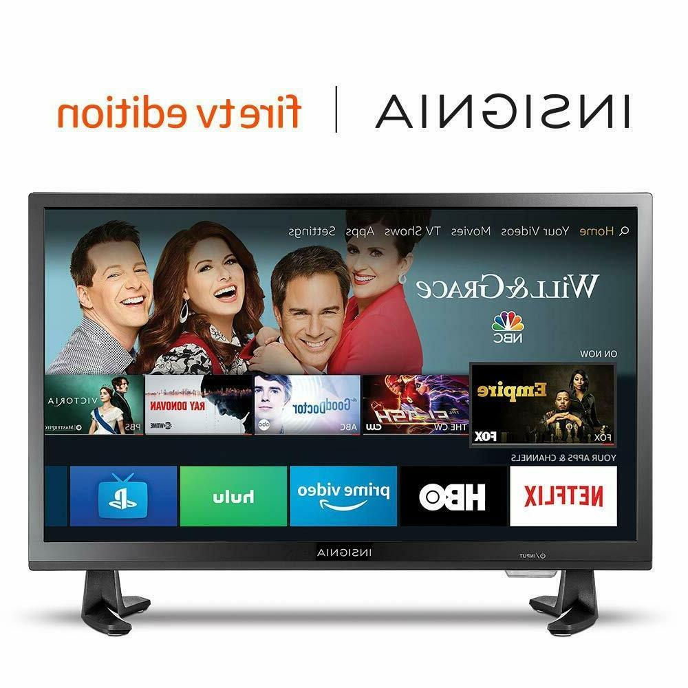 insignia 24 720p hd smart led tv