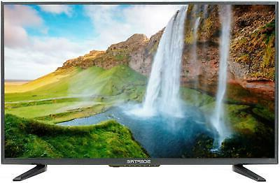 "LED 32"" HD TV Flat Screen Wall Mountable USB Class HD"