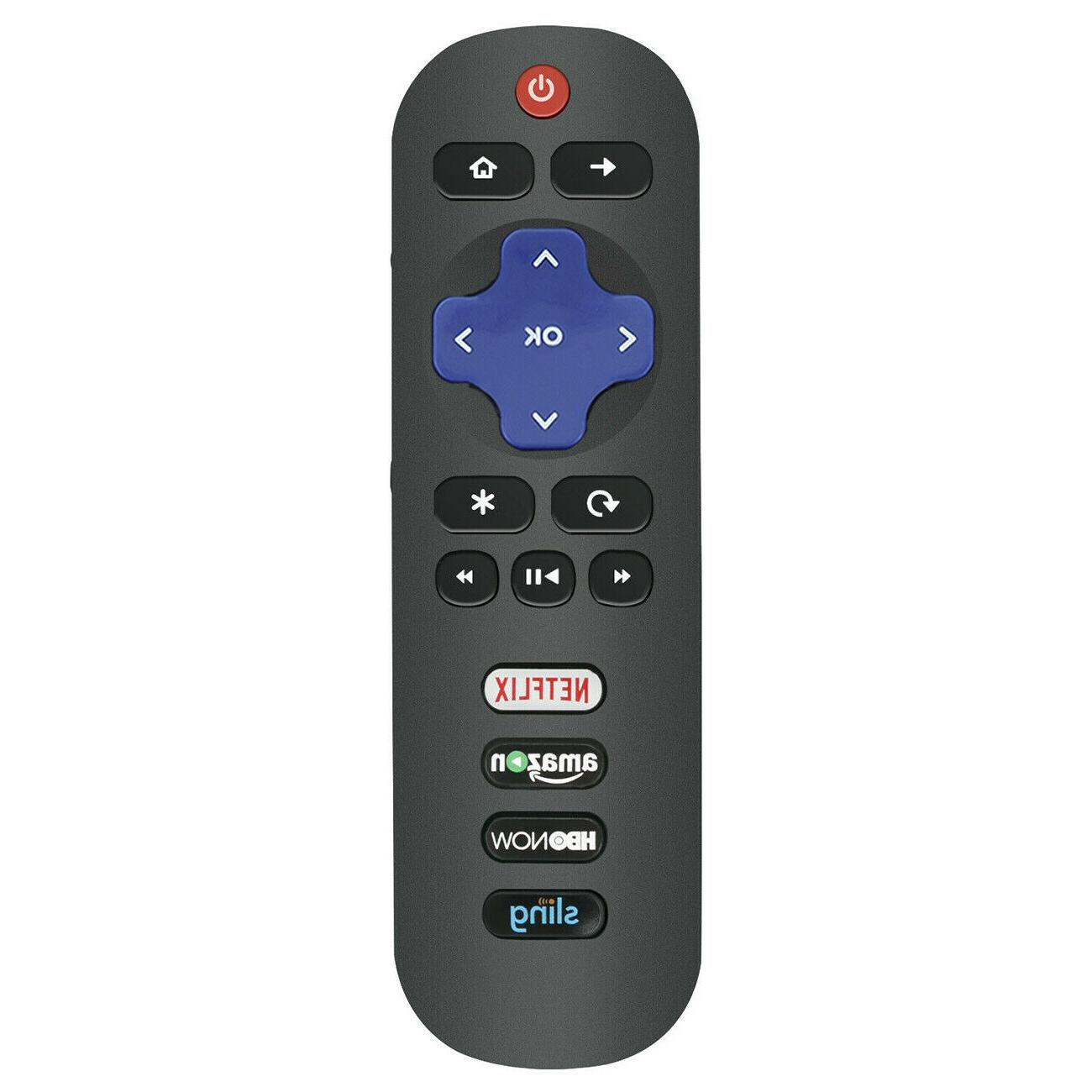 New RC280 Remote Control RC282 for LED TCL TV HBO 48FS3750 5